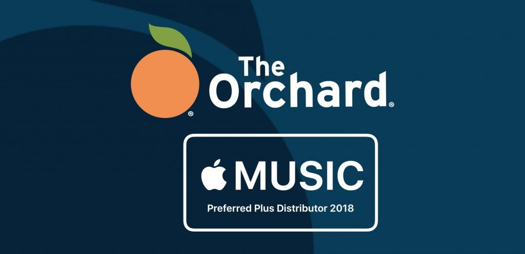 Spotify & Apple Name The Orchard As A Preferred Partner!
