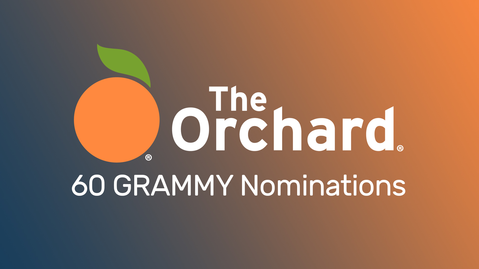The Orchard's Labels & Artists Earn A Record-Breaking Number of GRAMMY Nominations