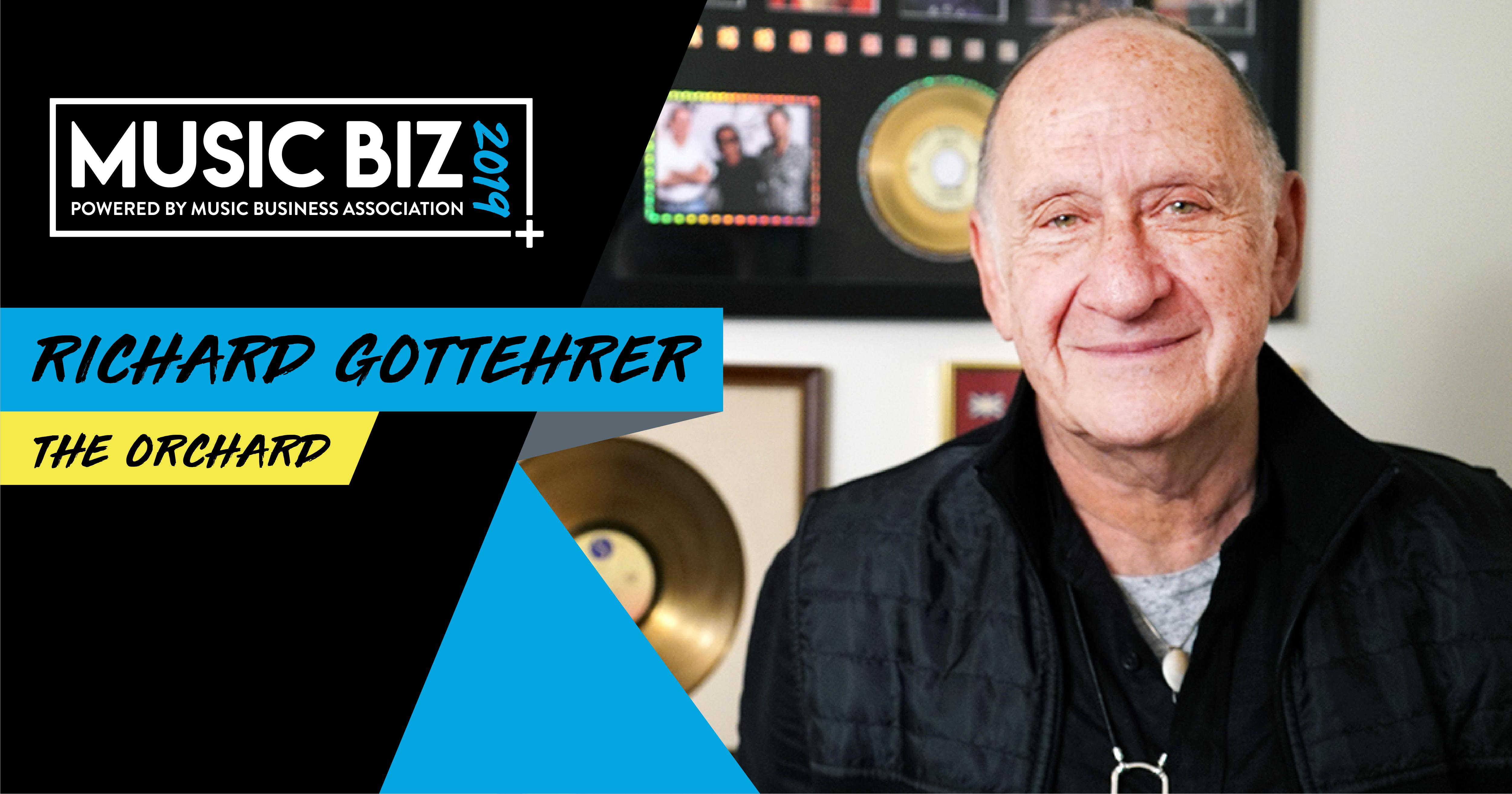 Co-Founder Richard Gottehrer Recipient of Music Biz 2019 Outstanding Achievement Award