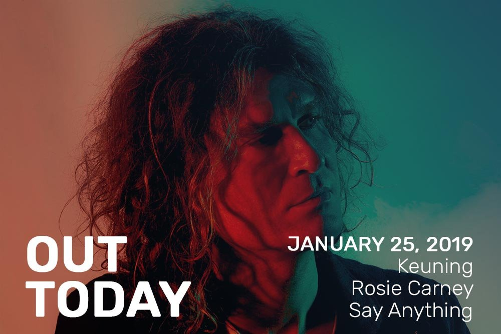 Out Today by The Orchard: Say Anything, Rosie Carney & More