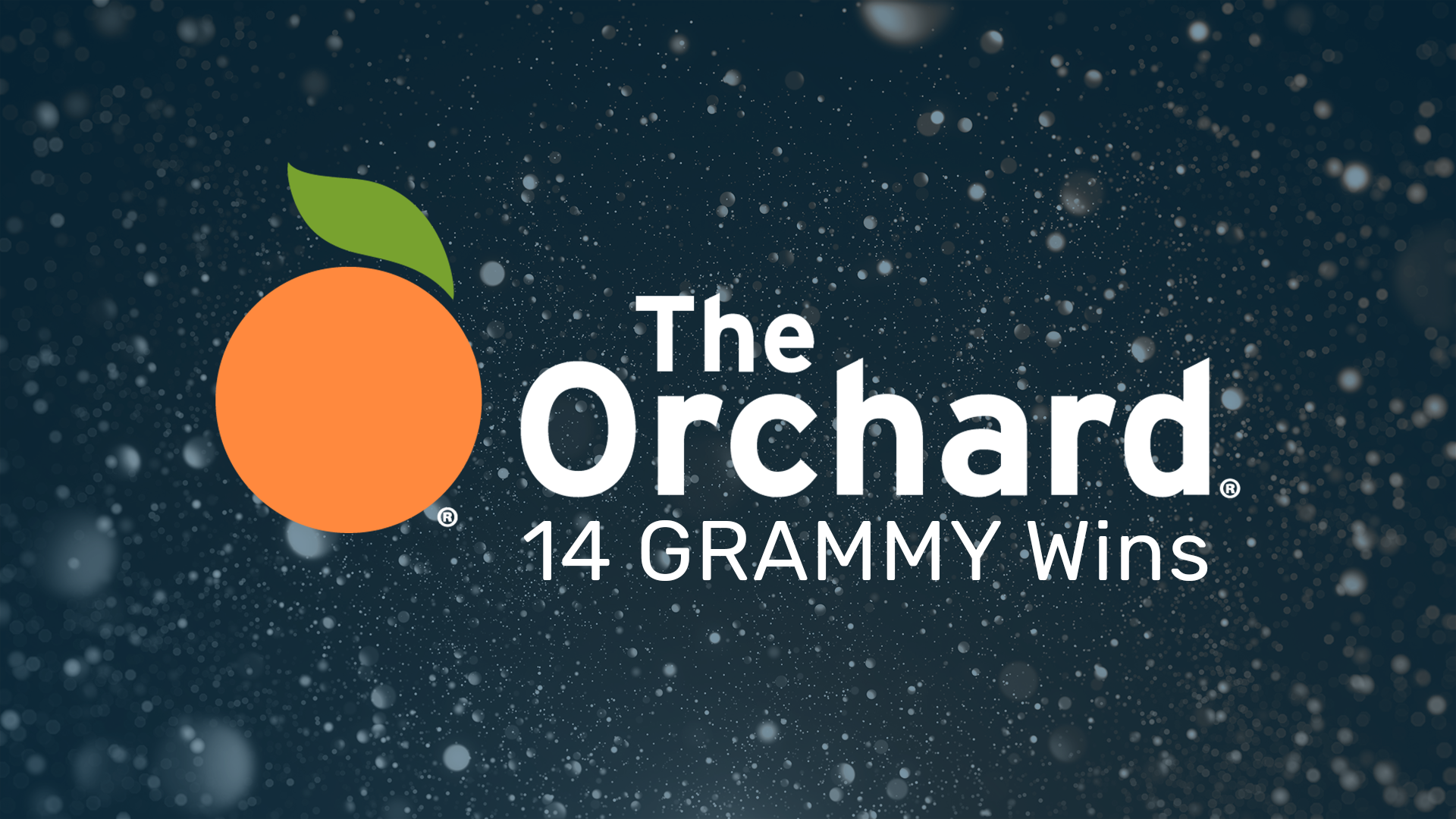 The Orchard's Artists & Labels Earn 14 GRAMMY Awards