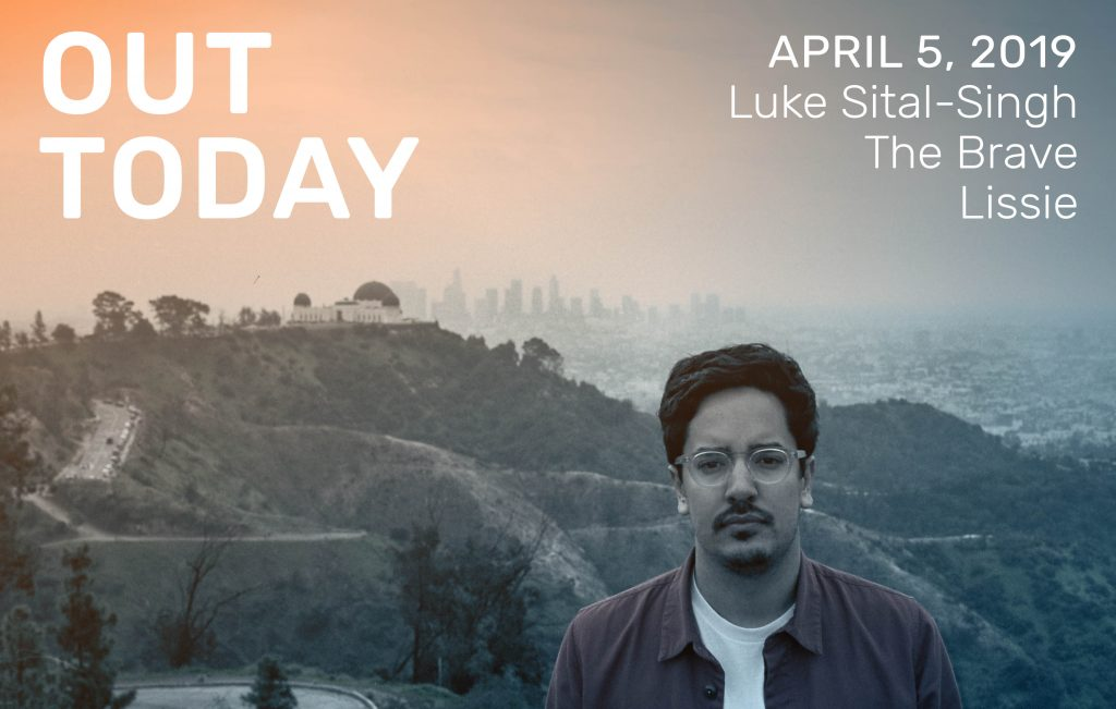 Out Today by The Orchard: Luke Sital-Singh, Lissie & More