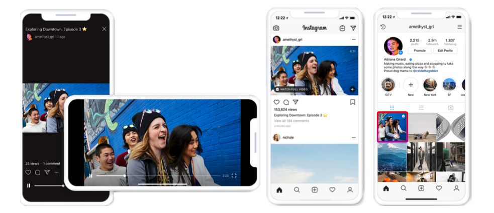 New To Instagram: Creator Accounts, Chat Stickers & More