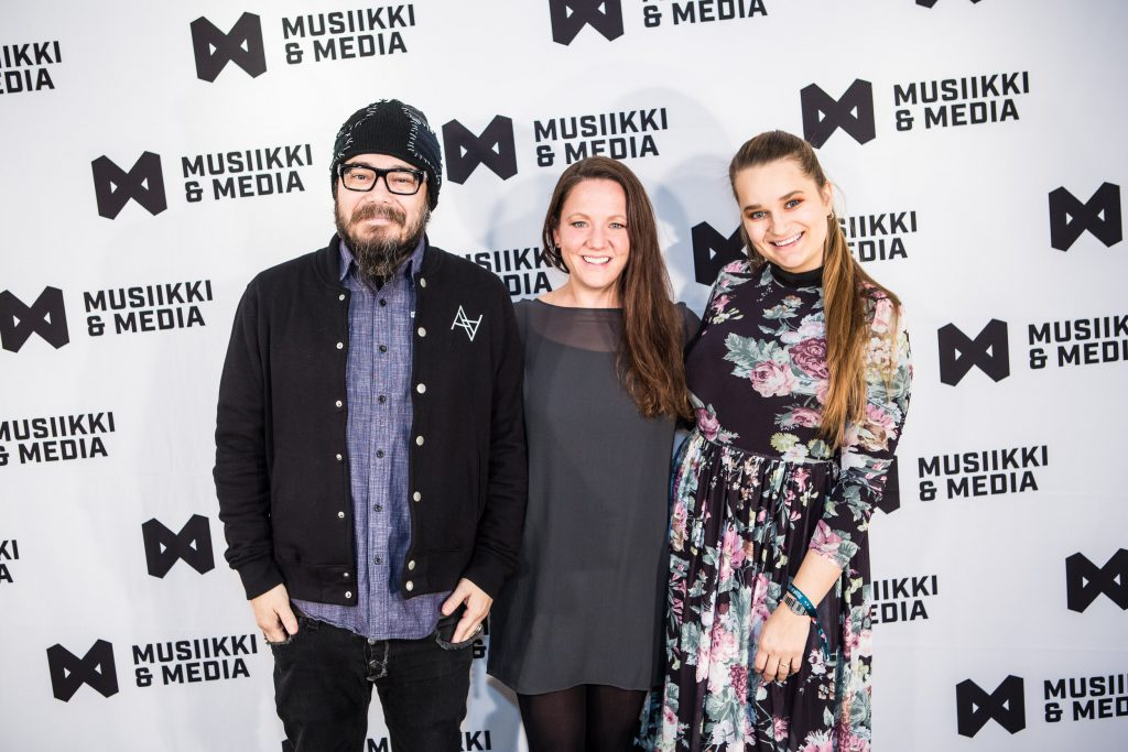 The Orchard at Finland's 2019 Musiikki & Media Conference