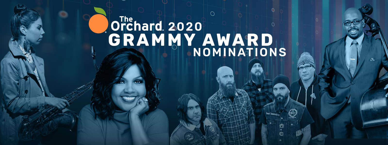 The Orchard Lists Their Distributed 2020 GRAMMY Award Nominees