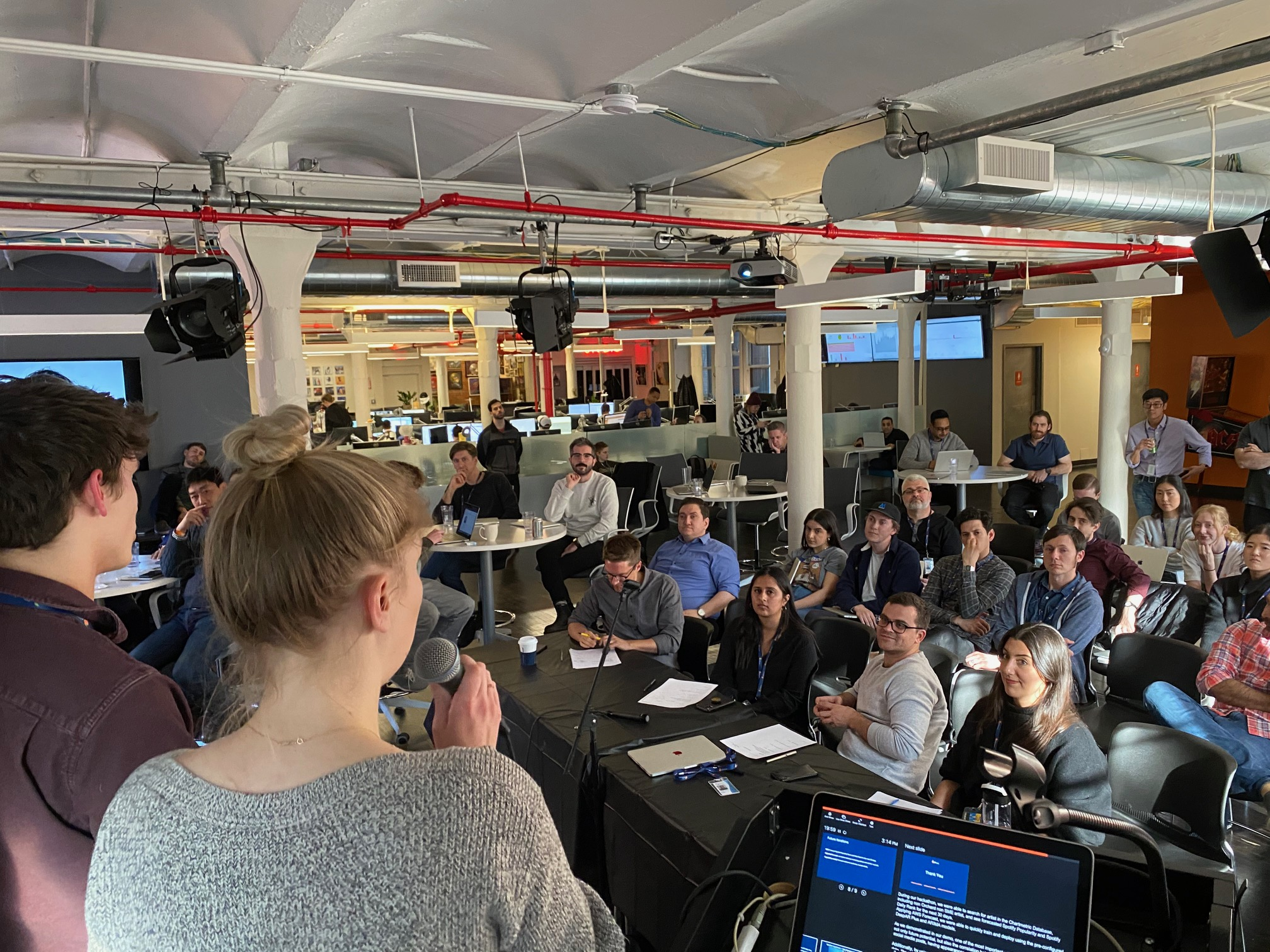 The Orchard and Sony Music Push The Boundaries of Music and Machine Learning with a Multi-City Hackathon
