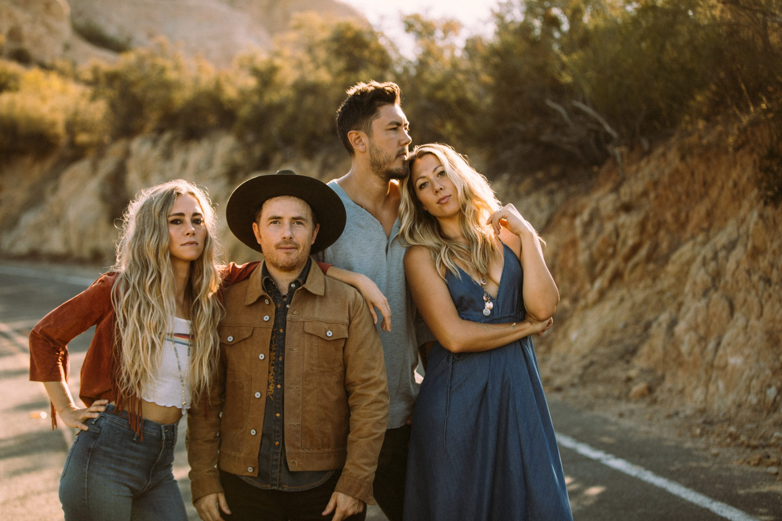 Ten Minutes With Gone West