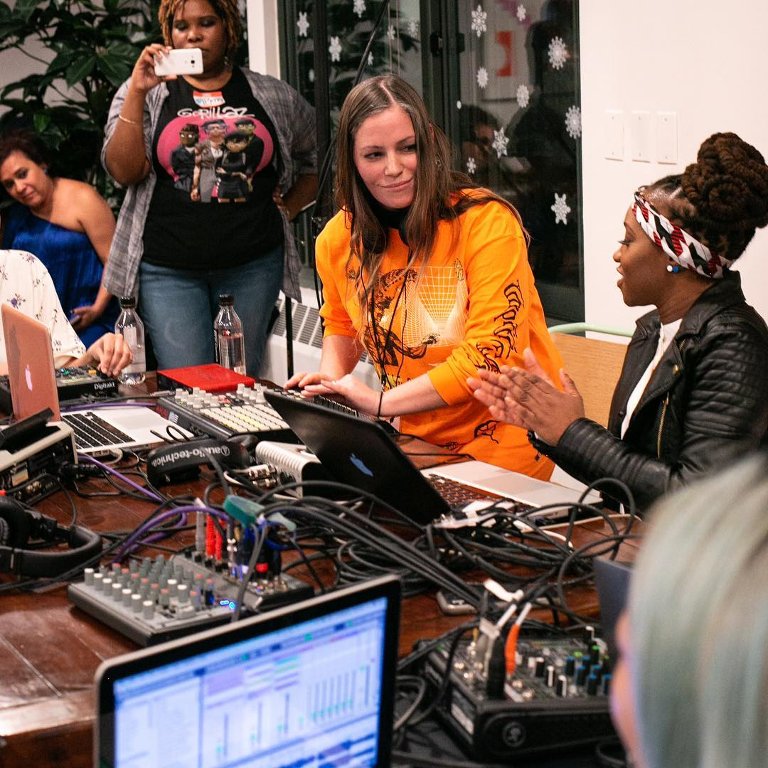 Women-Led Organizations Re-Shaping The Definition of Leadership in Music