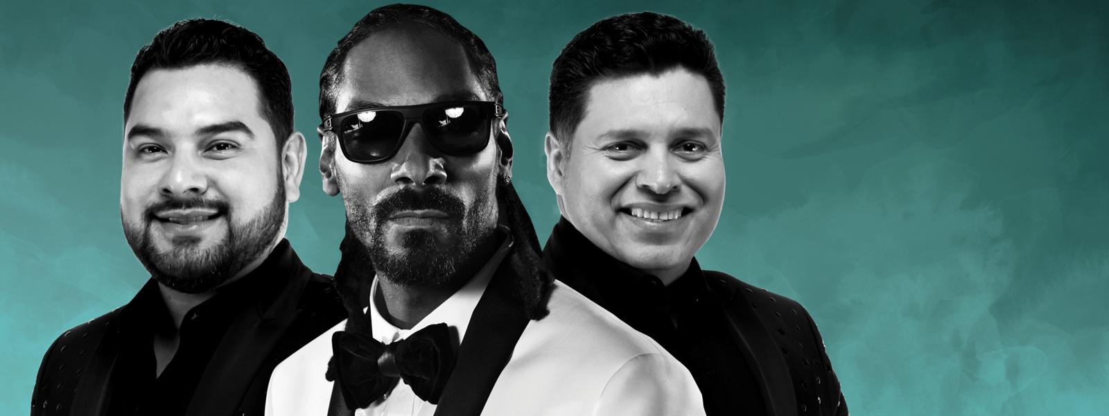 "Banda MS Taps Hip Hop Legend Snoop Dogg for  New Single ""Qué Maldición"""