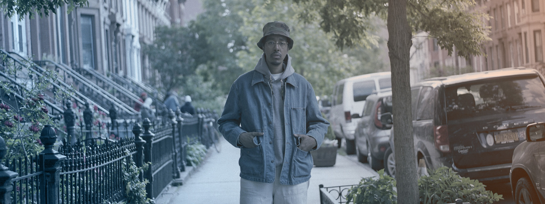 Out Today by The Orchard: Oddisee, Christian Sands, & The Aces