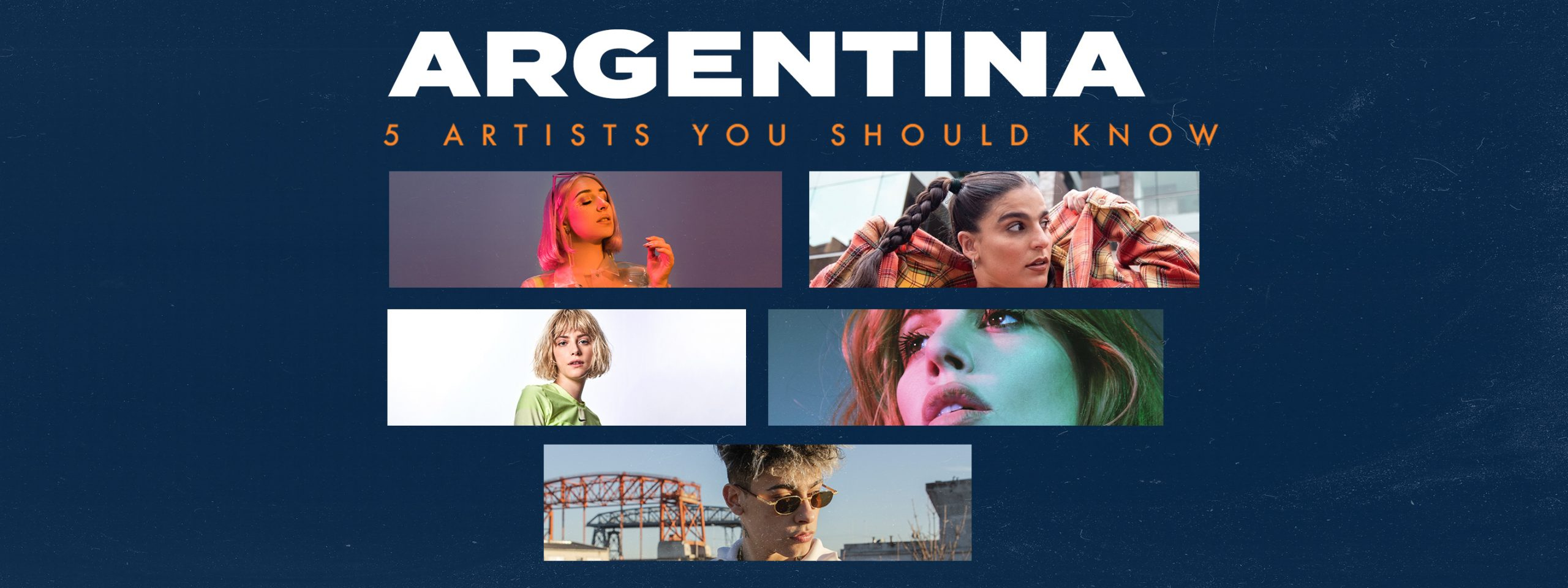 5 Artists You Should Know: Argentina