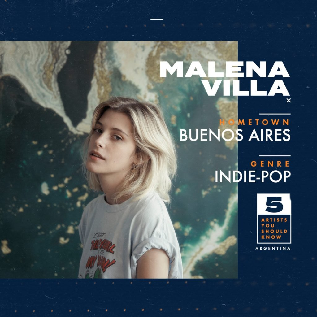 Malena Villa Artist You Should Know from Argentina