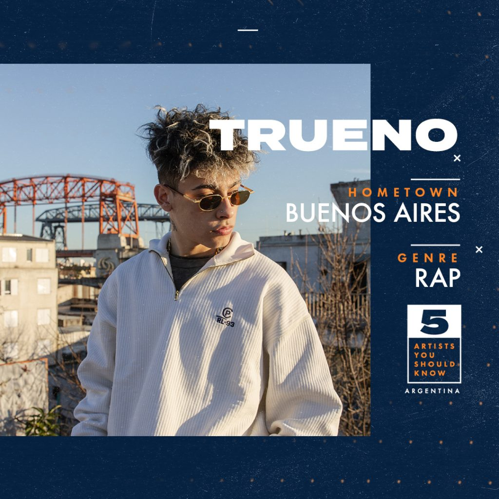 Trueno Artist You Should Know From Argentina