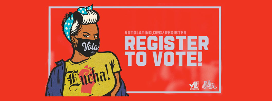Voto Latino Foundation Announces En La Lucha Campaign To Drive 1 Million Latinx Voters in US Election