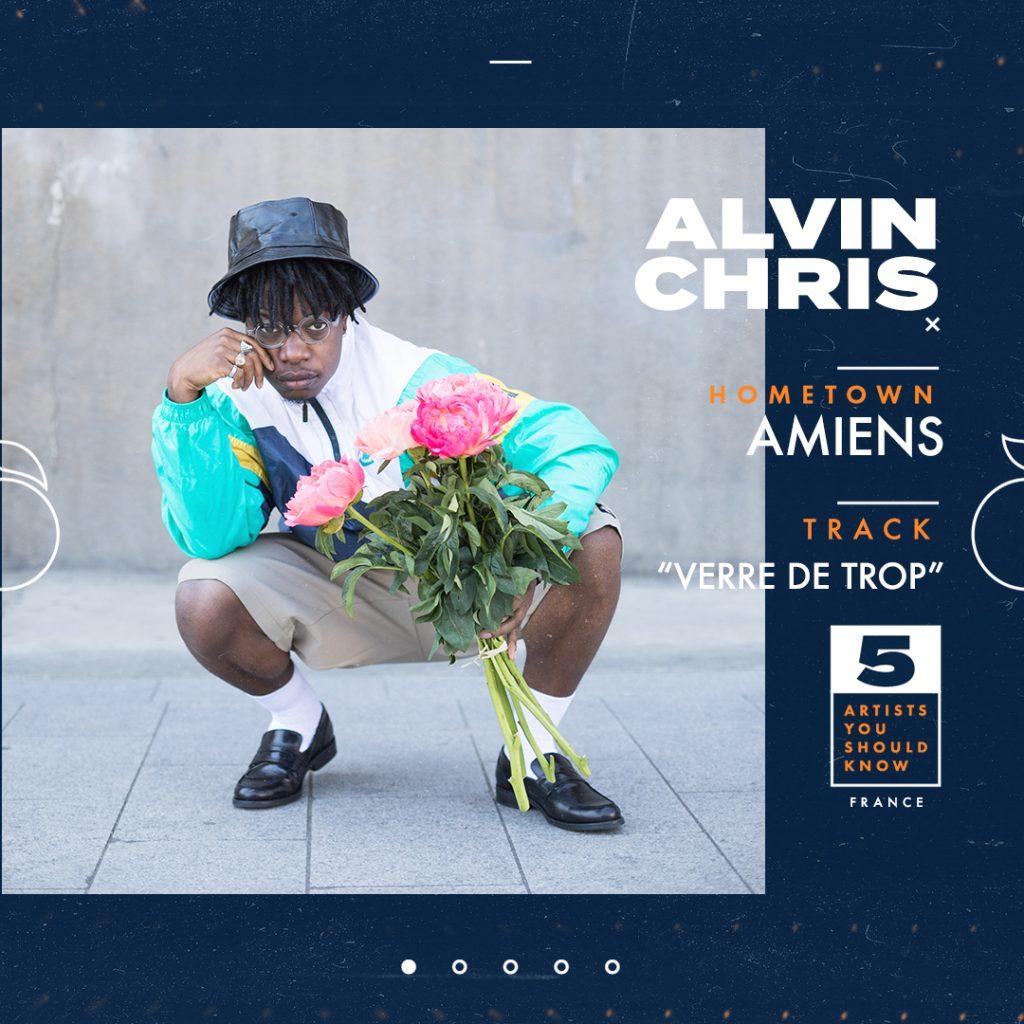 AlvinChris