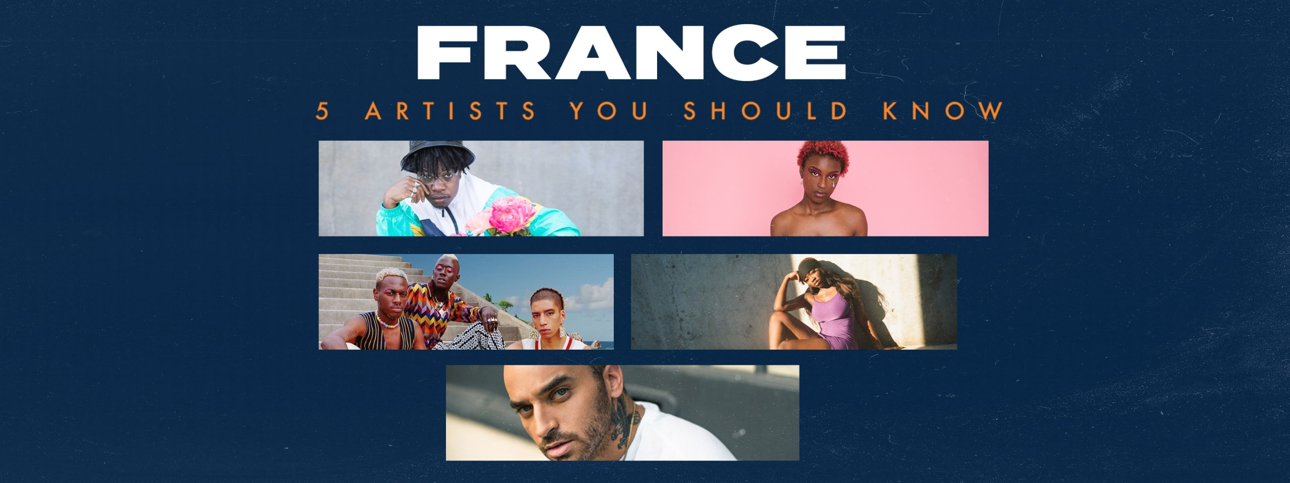 5 Artists You Should Know: France