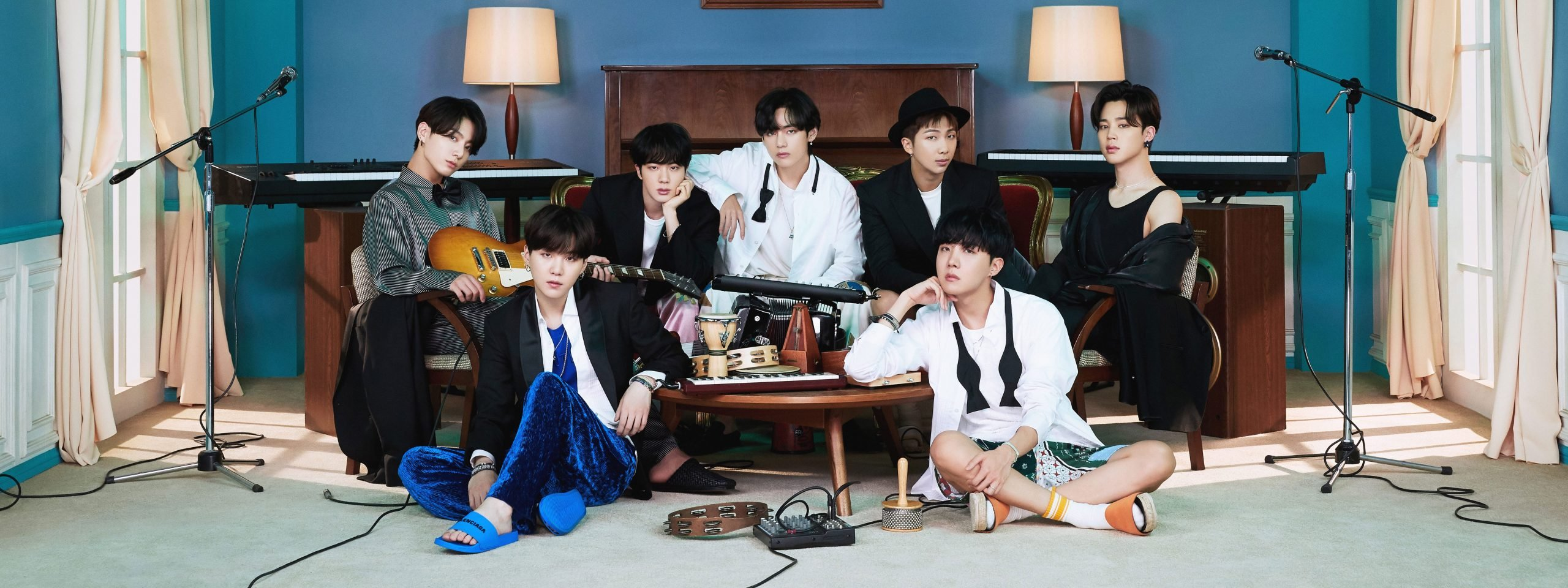 BTS Secure Fifth No.1 Album with BE, Named TIME's 2020 Entertainer of the Year