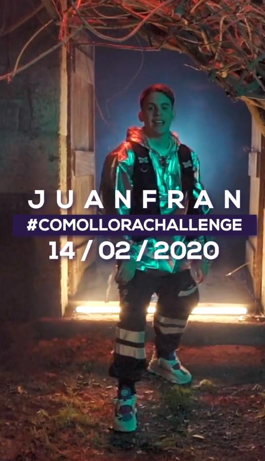 "Mini Case Study: Juanfran ""Como Llora"""