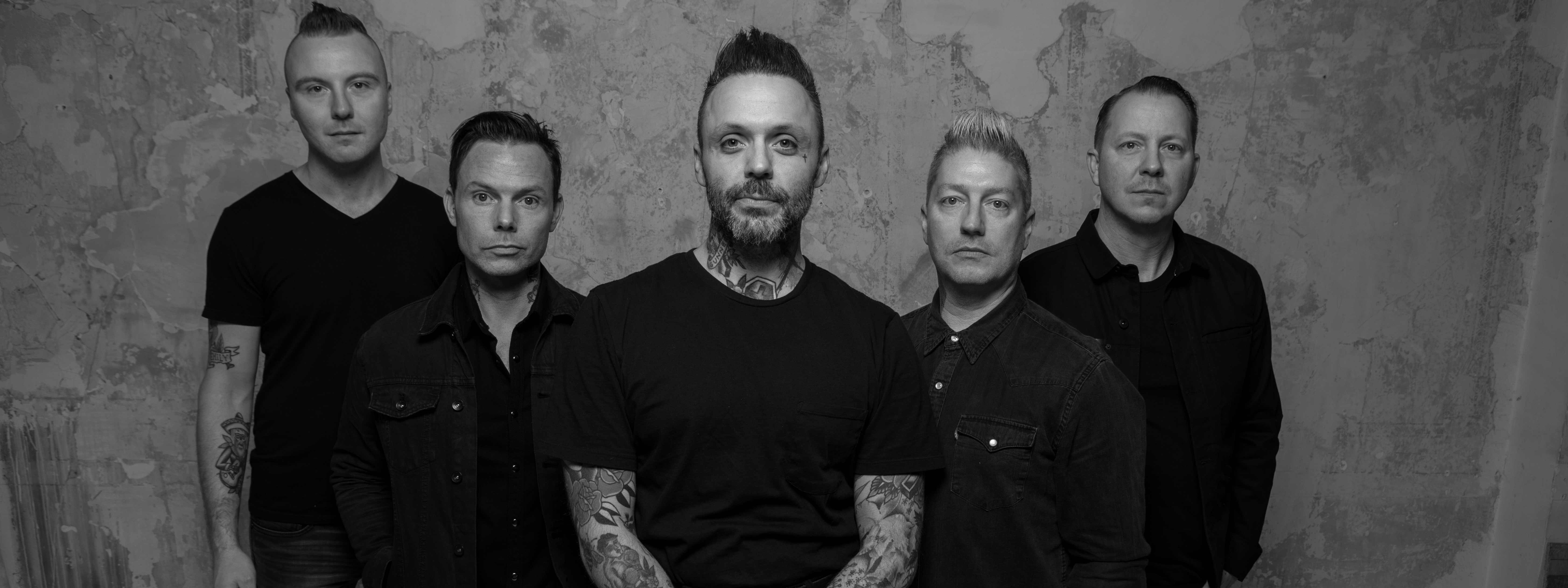 Ten Minutes With Blue October