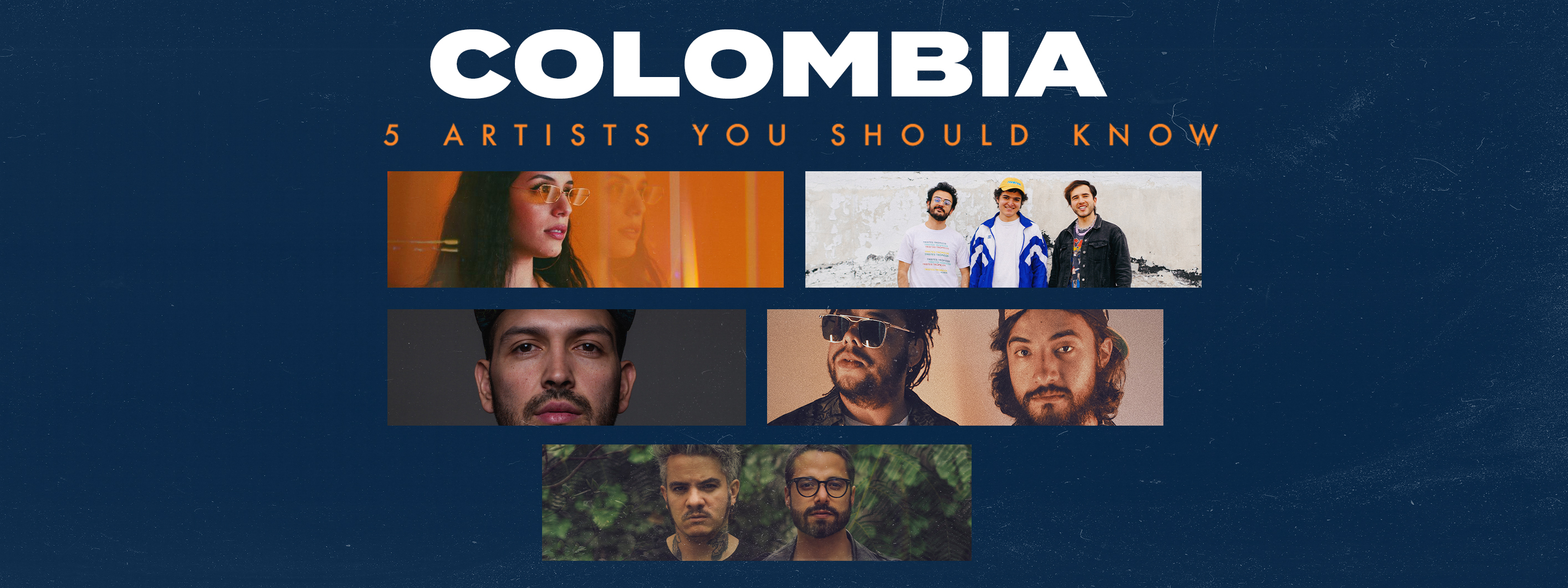 5 Artists You Should Know: Colombia