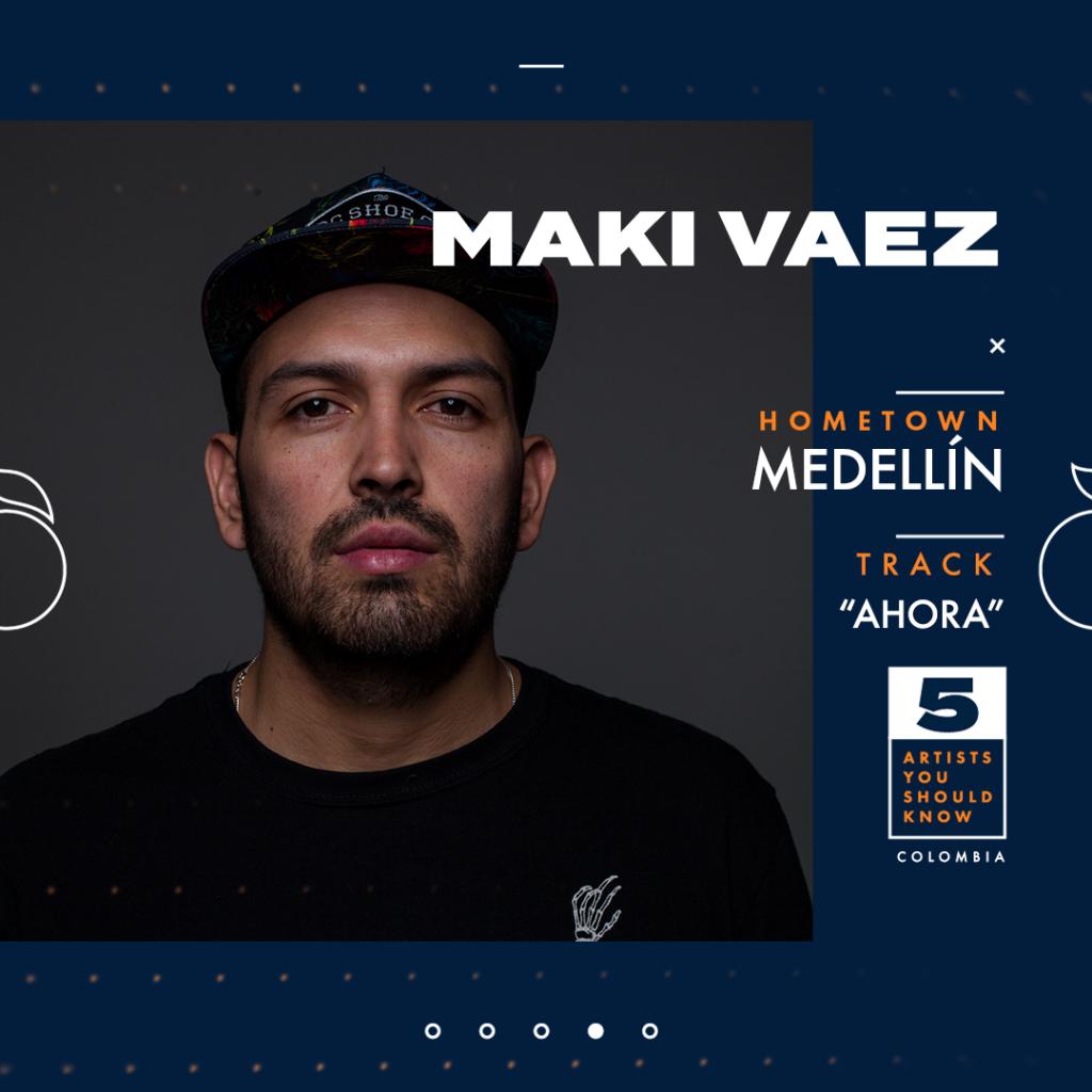 Maki Vaez