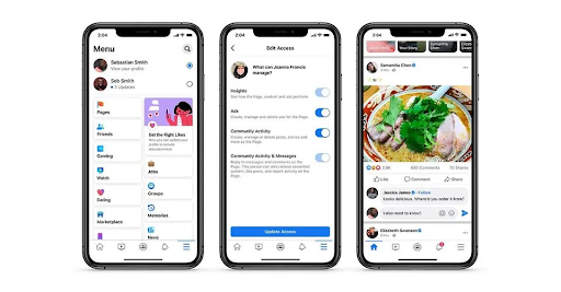 Facebook gets a Facelift: 2021 Best Practices