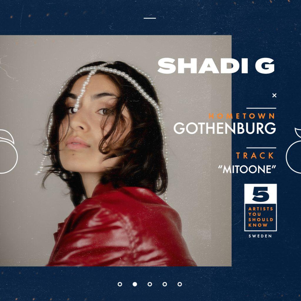 Shadi G