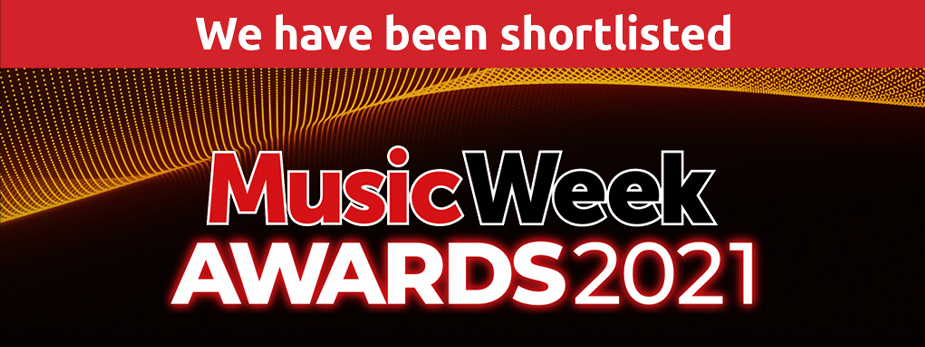 The Orchard Shortlisted For 2021 Music Week Awards