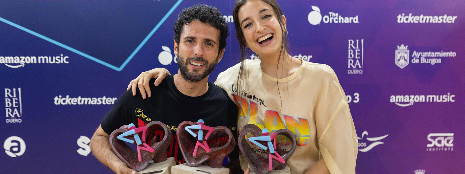 The Orchard's 2021 Premios MIN Honorees