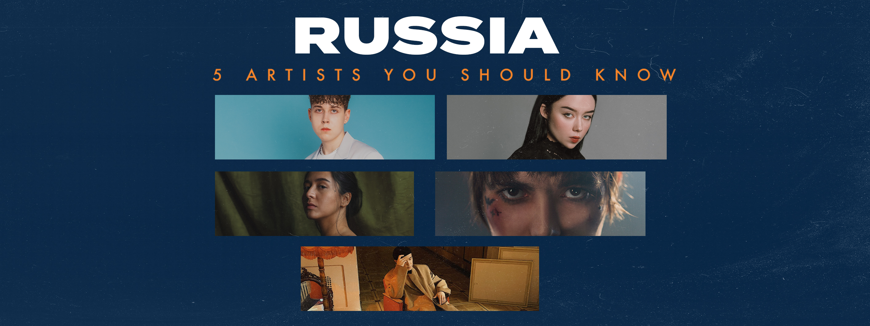 5 Artists You Should Know: Russia