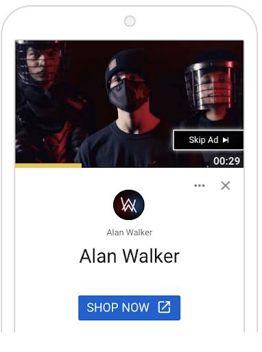"""Advertising Case Study: Alan Walker """"Fake A Smile"""""""