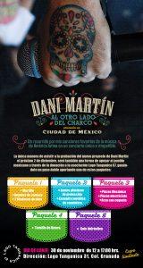 Grabación de mi nuevo proyecto 'Al otro lado del charco' en vivo en México.