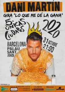 Barcelona (Gira Lo Que Me Dé La Gana)