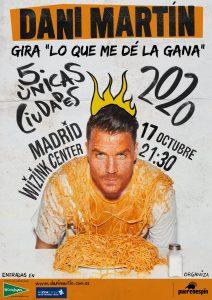 Madrid (Gira Lo Que Me Dé La Gana)
