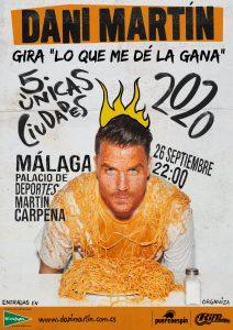 Málaga (Gira Lo Que Me Dé La Gana)
