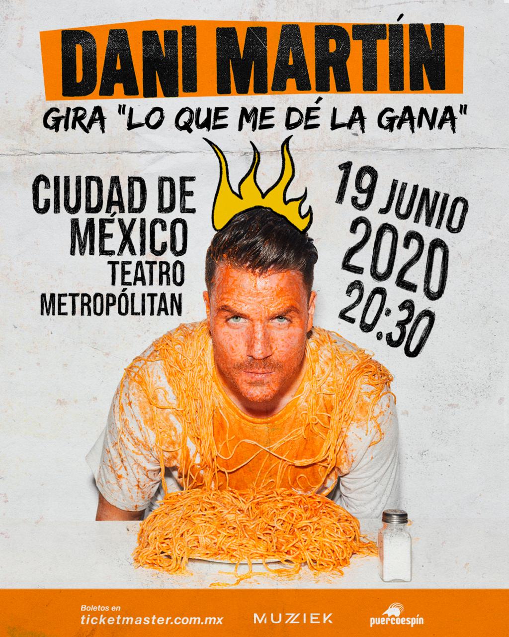 Ciudad de México (Gira Lo Que Me Dé La Gana)