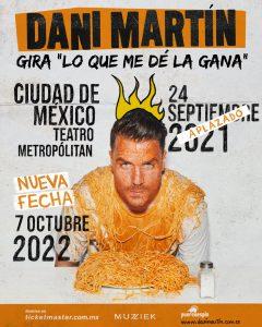 Ciudad de México (Válidas entradas 19/6/2020 y 24/9/2021)