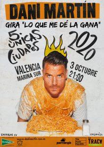 Valencia (Gira Lo Que Me Dé La Gana)
