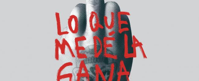 Imagen de la portada del álbum Lo que me dé la gana del artista español Dani Martín