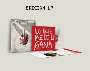 'Lo que me dé la gana', nuevo disco de Dani Martín, ya disponible.
