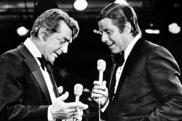 Dean Martin With Jerry Lewis