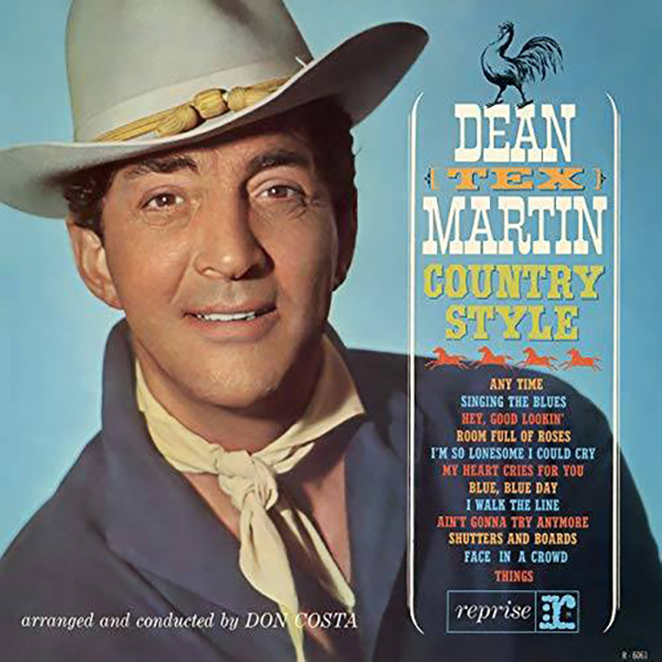 Dean 'Tex' Martin: Country Style