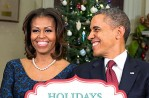 Holidays with the Obamas Spotify Playlist