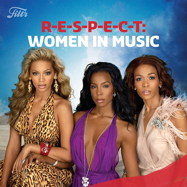 Respect: Women In Music playlist
