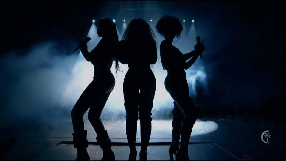 Destiny's Child reunion at Coachella 2018
