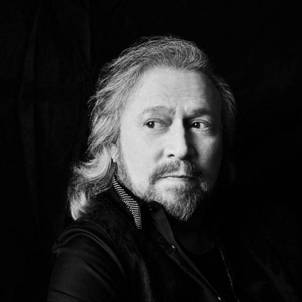 Barry Gibb Portrait