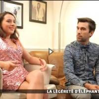 Éléphant – Entrée Libre (France 5)