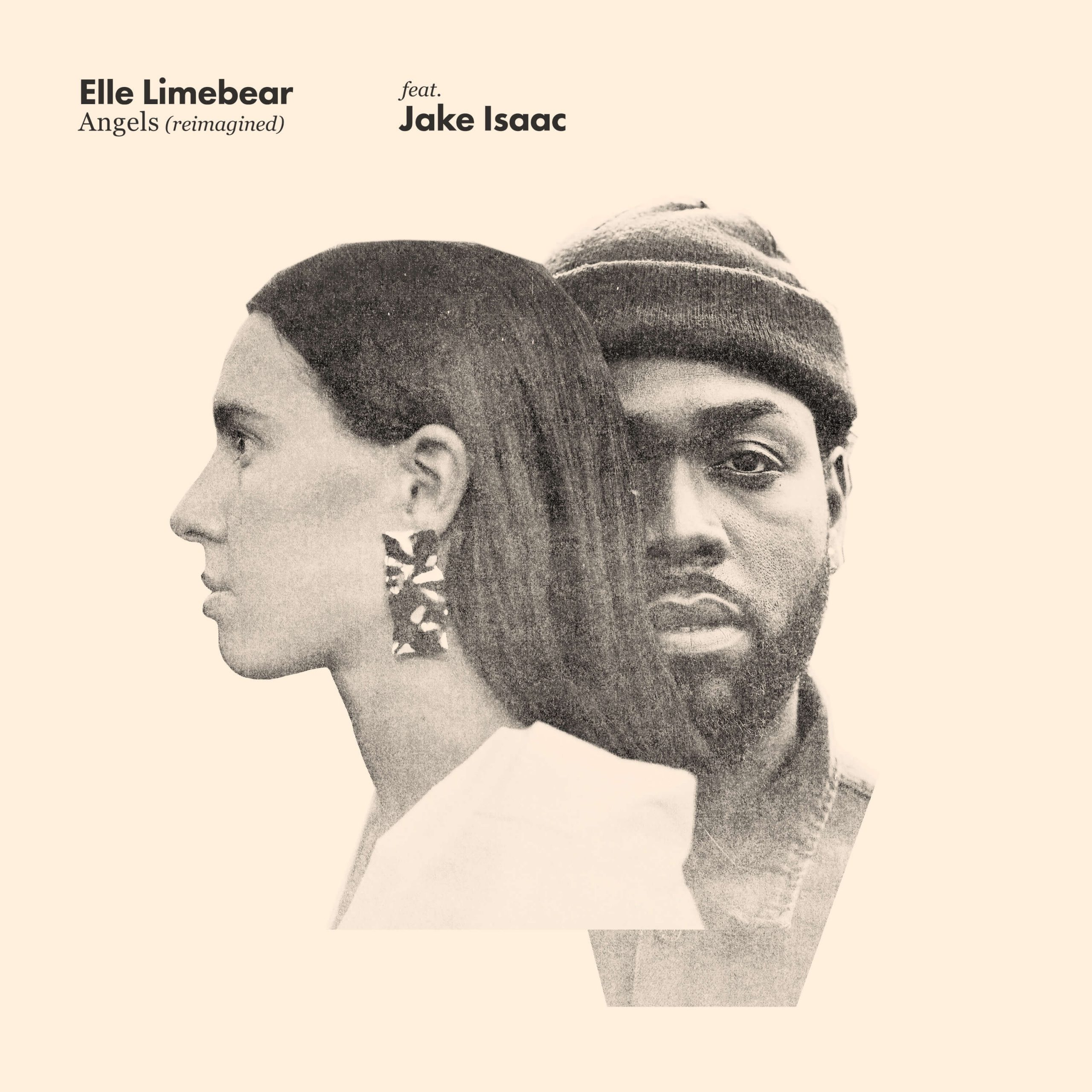 Elle Limebear Single - Angels (Reimagined) (feat. Jake Isaac)