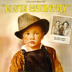 Elvis Country Cover