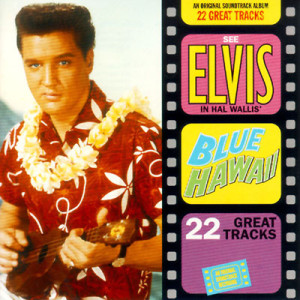 Elvis Presley Blue Hawaii Cover